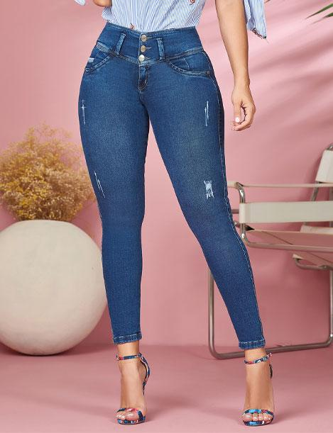 Butt Lift Levanta Cola Jeans 11884