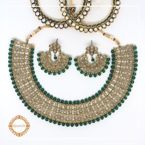 Tara Necklace and Earrings Set