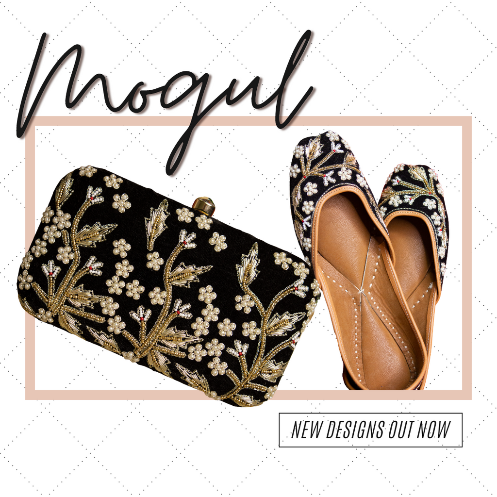 Mogul Clutch & Jutti Set
