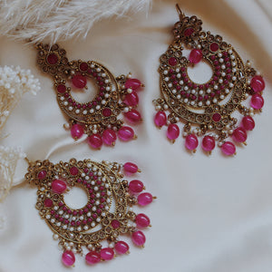 Aleena Earring & Tikka Set