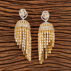 America Diamond Jhumki Long
