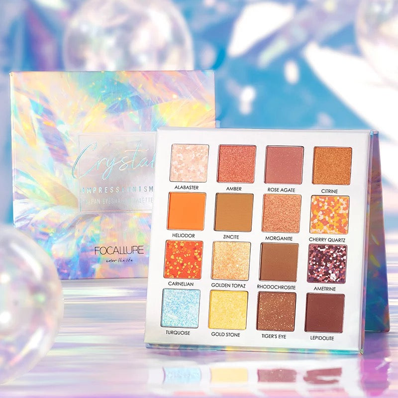 Crystal Eyeshadow Palette