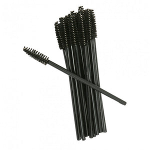 25 Pack Disposable Mascara Wands