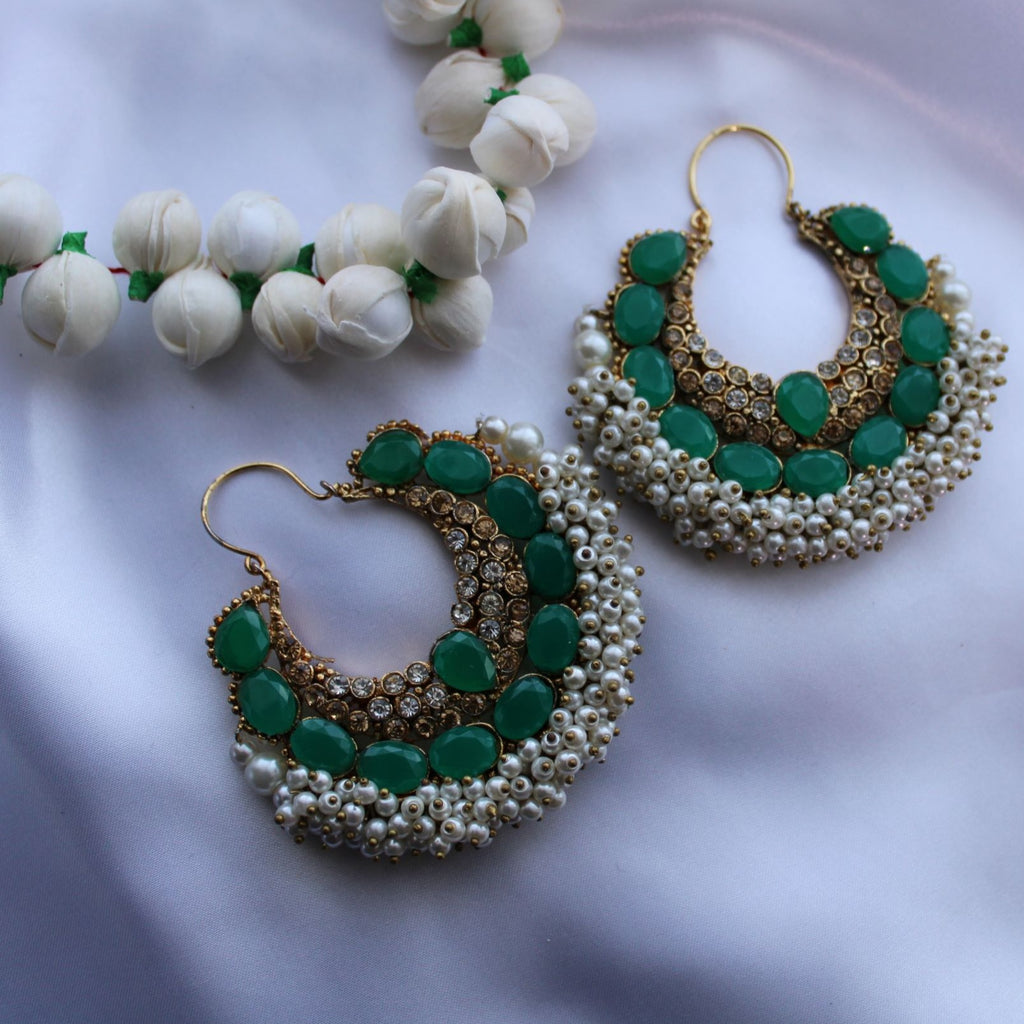Mehnaaz Earrings