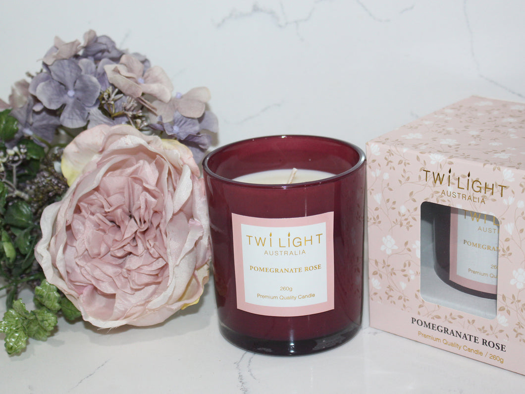 Twilight - Pomegranate-Rose 260g