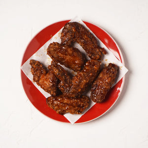 6 PC Original BBQ Wings