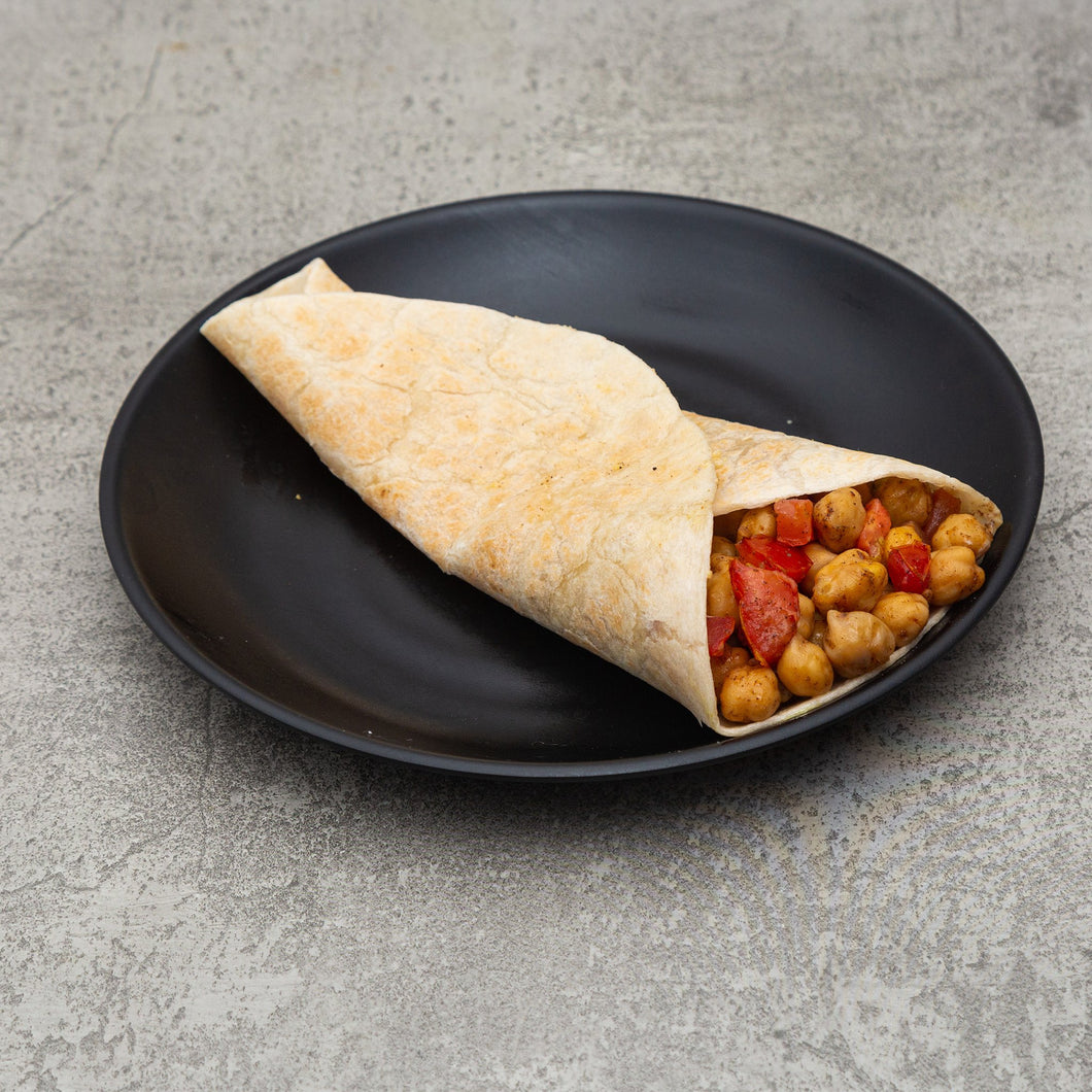 Roasted Chickpea Shawarma