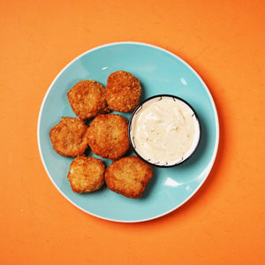6 PC Nuggets with Roasted Sesame Dip