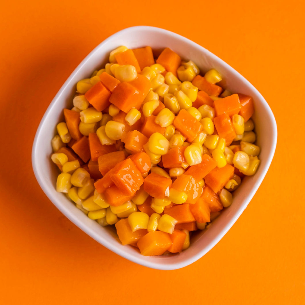 Golden Corn and Carrots Sides