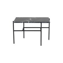 Indlæs billede til gallerivisning StoneUPCYCLE Nero Black table