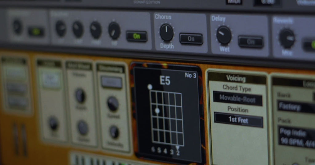 Jamstik+ & Cakewalk's SONAR is a killer combo in the studio