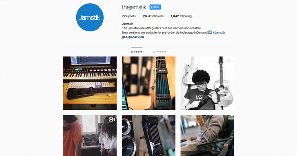 Best Instagram Tips & Tricks for Guitarists and Musicians
