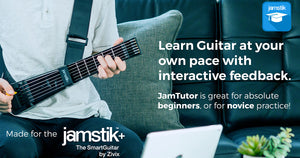 JamTutor for iOS Named Best Guitar Tool App by Tutorful