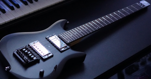 Introducing the Studio MIDI Guitar from Jamstik