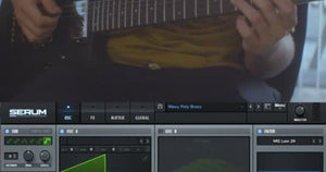 Getting the Most Out of Xfer Record's Serum with your Jamstik Studio