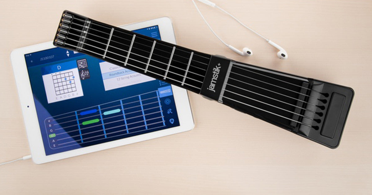 Jamstik+ Raises $250,000 on Kickstarter in just under a week!