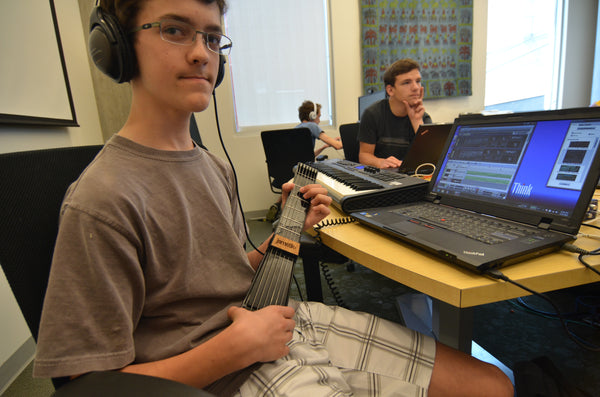 Jamstik+ in the classroom