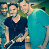Greg Karas of the Andy Grammer Band, with jamstik+