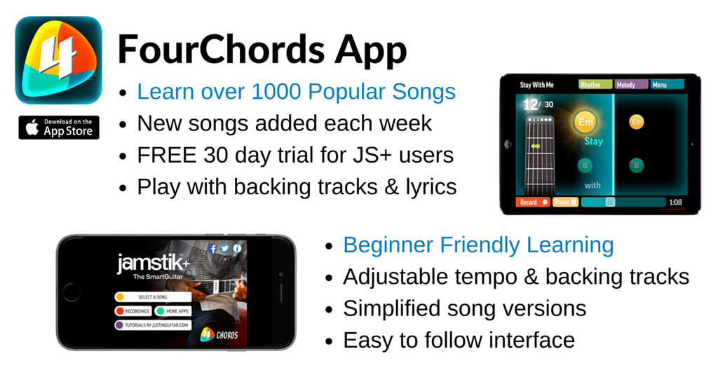 Play Pop Songs with FOURCHORDS: JAMSTIK+ EDITION – Help Center