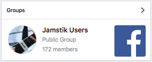 Jamstik Users Facebook Group