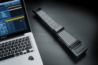jamstik with laptop