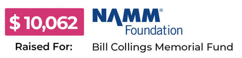 NAMM Foundation Give Back