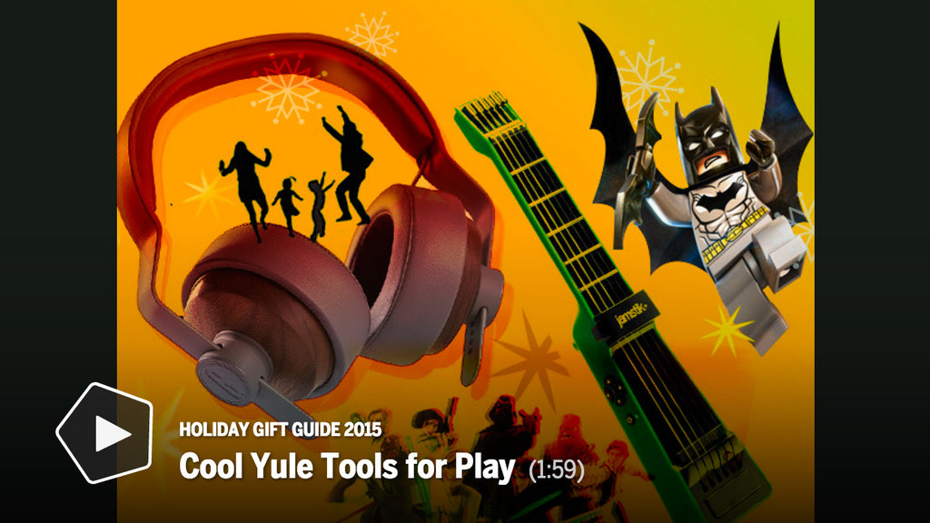 Network World - Cool Yule Tools For Play
