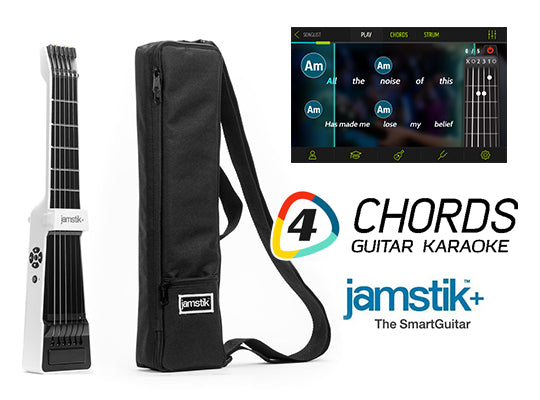 FourChords and jamstik+ Giveaway