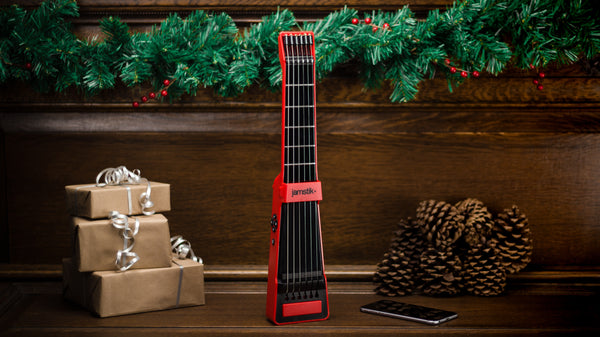 jamstik+ Top 2016 Holiday Gift for Music Lovers, Guitarists