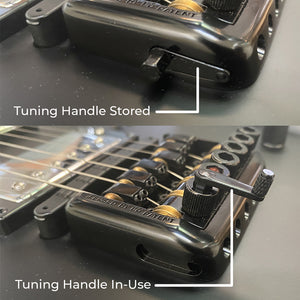 Magnetic Tuning Handle