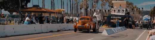The Race of Gentlemen: Santa Barbara Drags 2020