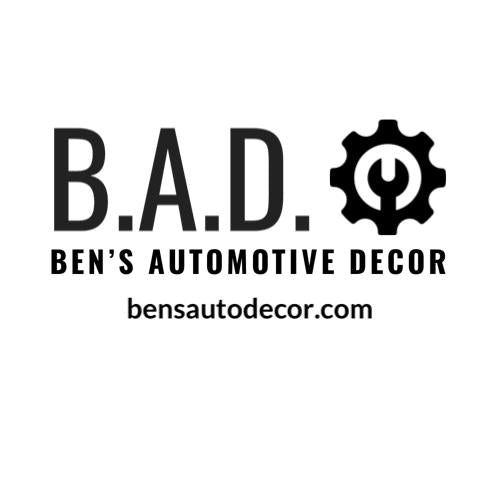Ben's Automotive Decor (B.A.D.)