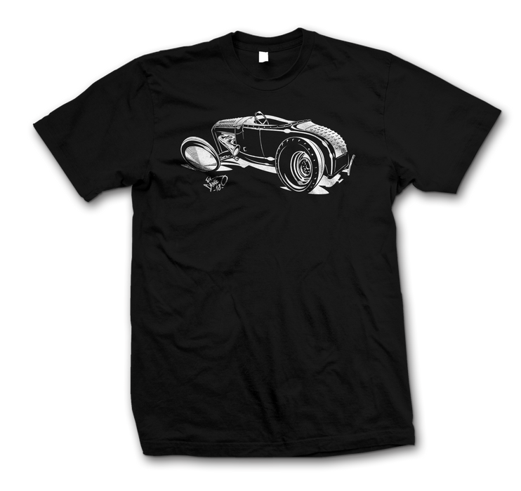 Dropmoot Roadster Black