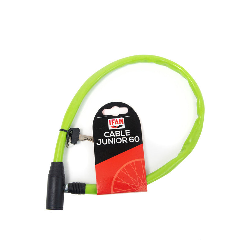 CABLE JUNIOR 60 VERDE (000301B)