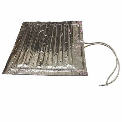 Foil Heating Pad - 35cm x 35cm (LARGE) - Jozi Bugs