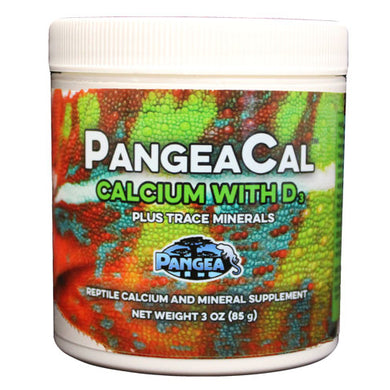 Pangea Calcium with Vitamin D3 (85g) - Jozi Bugs