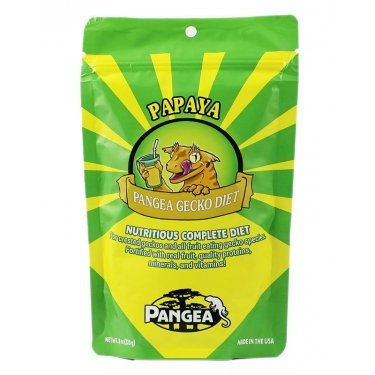 Pangea Fruit Mix™ Banana Papaya Complete Gecko Diet - Jozi Bugs
