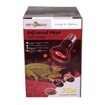 Reptizoo Infra-Red Heat Lamp (75W) - Jozi Bugs