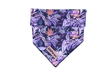 Load image into Gallery viewer, Tropical Black Cooling Bandana
