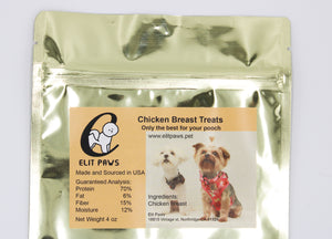 Chicken Breast Treats