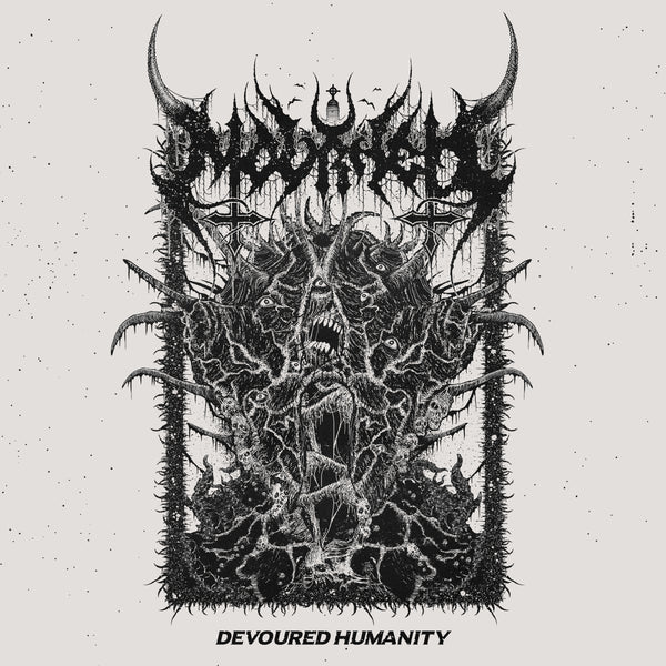 DSR-010 Mourned - Devoured Humanity (CD)
