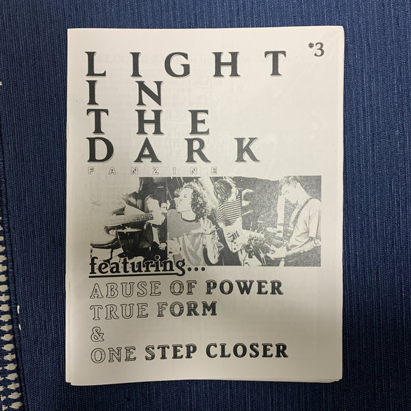 Light In The Dark Fanzine #3