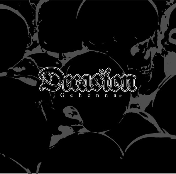 DSR-017 Decasion - Gehenna (CD)