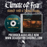 DSR-024 Climate of Fear - Stained with A Dismal Beauty (CD)