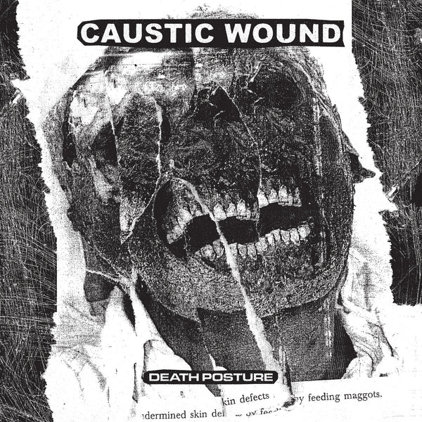 Caustic Wound - Death Posture (CD)