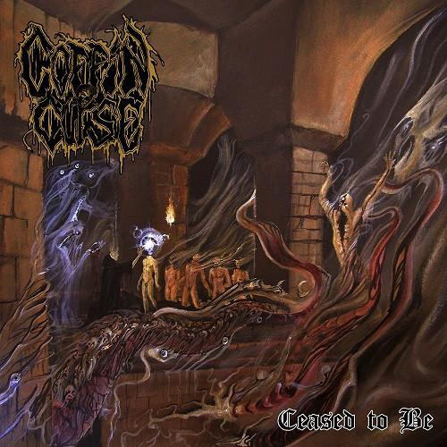 Coffin Curse - Ceased to Be (CD)