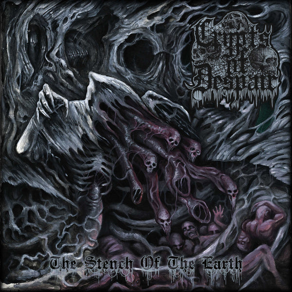 Crypts of Despair - The Stench Of The Earth (CD)