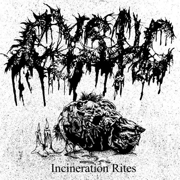 Cystic - Incineration Rites (7 inch)