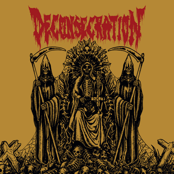 Deconsecration - Demo 2020 (CD)