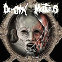 Mortuous / Deform - Lamenting Reflections (Split) (7 inch)